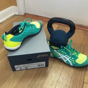 ASICS Gel Fortius Trainers Basically New!!!